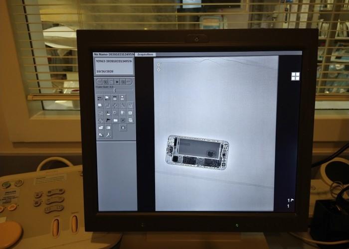 Cath lab Philips FD20