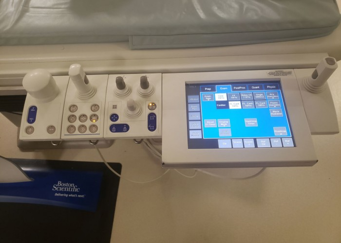 SIEMENS Axiom Artis DFC XA Cath Angio Lab