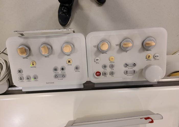 Philips Cath/Angio Lab Allura XPER FD10